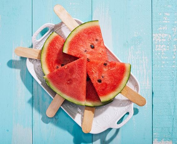 Melancia, o fruto do verão