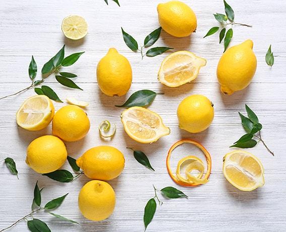 Os benefícios do consumo de limão
