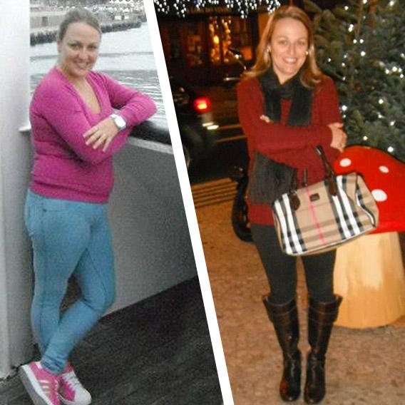 A Dorisa perdeu 10kg em 6 meses com a Dieta EasySlim®