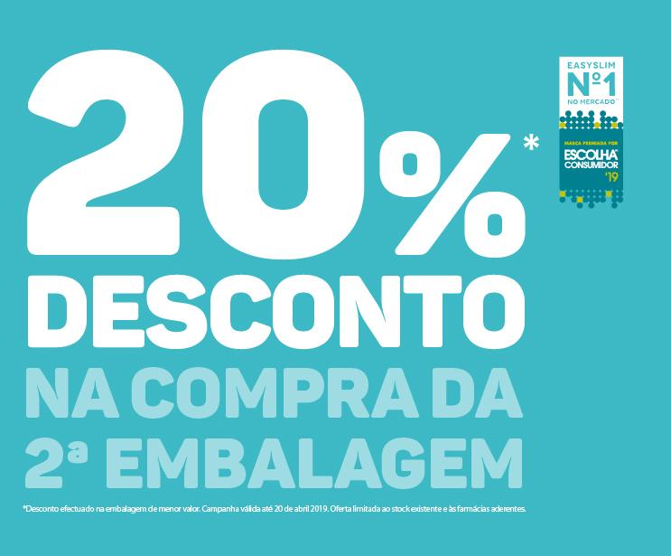 20%Desconto EasySlim