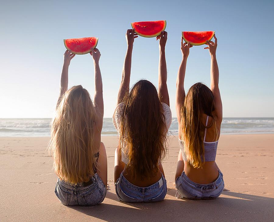 Prepare o seu corpo para as férias