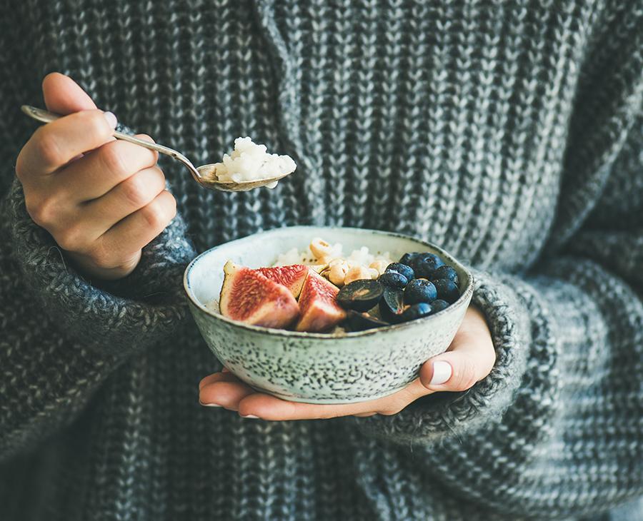 Combater o Efeito do Frio através da Alimentação